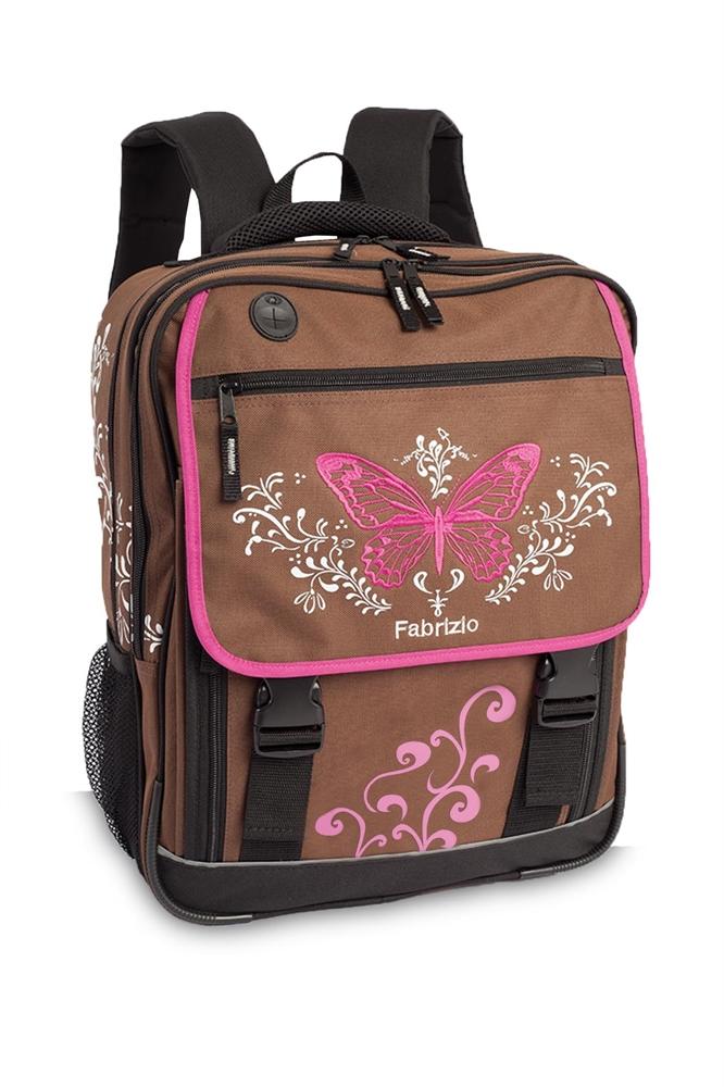 sac dos pour enfant butterfly rentr e des classes. Black Bedroom Furniture Sets. Home Design Ideas