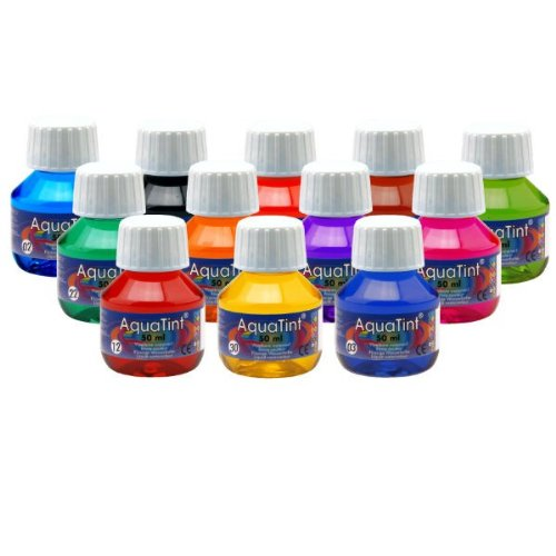 set de 6 flacons de 15ml d 39 encre de chine en couleur rentr e des classes
