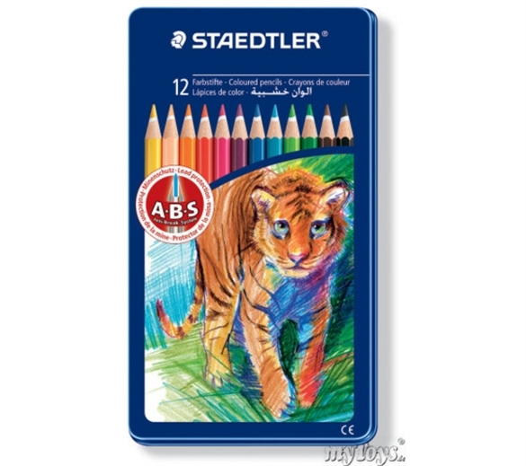 Boîte de 12 crayons de couleur STAEDTLER