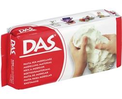 Pâte minérale à modeler DAS blanc