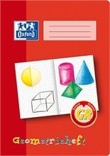 """Oxford Cahier d'apprentissage """"cahier de géométrie, linéatur"""