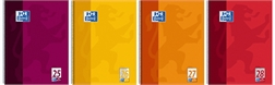 Oxford Cahier à spirale, A4+, uni, 160 pages, orange,