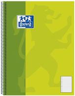 Oxford Collegeblock, DIN A5+, liniert, 80 Blatt, Rand links