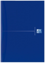 "Oxford Carnet de notes ""Original Blue"" - relié, A4,quadril-"
