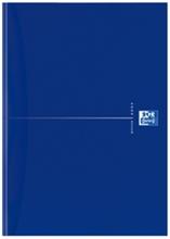 "Oxford Carnet de notes ""Original Blue"" - relié, A4,quadril-"