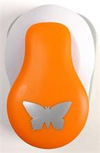 """FISKARS Perforatrice à levier M """"papillon"""", blanc /orange 5474"""