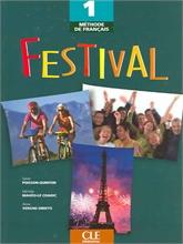 Festival 1, méthode de français: livre de l'élève