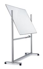 Tableau blanc mobile ferroscript, mobile, pivotable