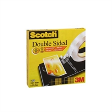 SCOTCH® - Double-face 12mmx33m