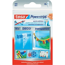 Bte de 16 pastilles POWER-STRIPS-DECO
