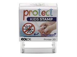 Timbre protect Kids 155227 stamp-wash-protect