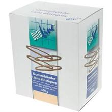 Boîte de 500 g. de liens élastiques
