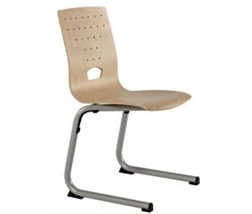Chaises appui sur table XEOS