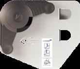 e-Clip pour chevalets de conférence