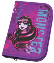 "Etui scolaire ""Monster High"" Modèle 2016"