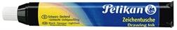 Pelikan Encre de chine A, contenu: ds une cartouche de 9 ml,