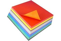 Pqt de 250 flles papier à dessin 2 couleurs recto-verso 120gm2