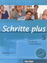 Schritte plus 5: Kursbuch, mit Audio-CD zum Arbeitsbuch