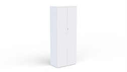 Armoire mélamine H 202,1 cm 2 portes