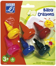 Baby crayons - sous carte blister