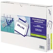 Box de  50 Enveloppes  BUROLINE C4