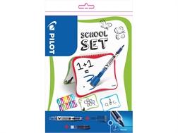 Ardoise Whiteboard PILOT V-Board Master School Set