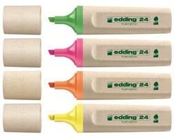 Surligneur Edding 24 Ecoline