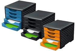 Module de classement Styro GreenBox 5 tiroirs