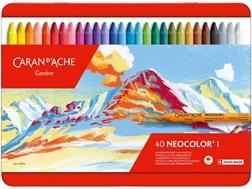 Neocolor I boîte de 40 ass.