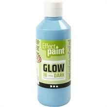 "Peinture phosphorescente ""Glow in the dark"" 250ml"