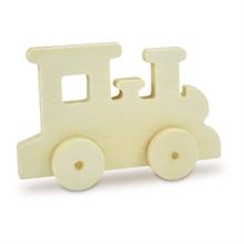 Locomotive en bois
