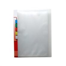 Kolma Livre présentation Easy A4 03.754.00 40 poches 100 pcs.