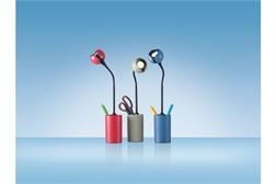 LEITZ Lampe de bureau LED Style SMART DESK LAMP,vert céla-
