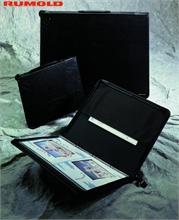 Cartables de présentation RUMOLD A4 max. 25 poches