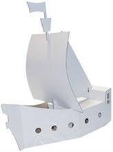 Bateau de pirates JOYPAC, en carton ondulé