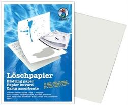 Pqt de 10 flles papier buvard URSUS