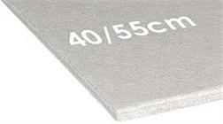 Carton gris 40/55cm à la pièce