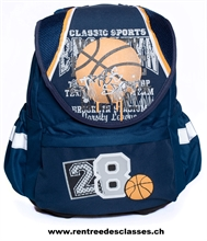 Sac anatomic Backpack Basketball