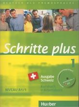 SCHRITTE PLUS 1 AUSGABE SCHWEIZ
