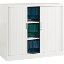Armoire à rideaux ARIV L. 120 x H 105 cm