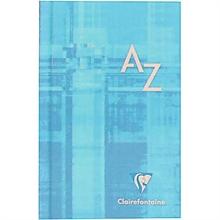 Carnet d'adresses A-Z 75x120