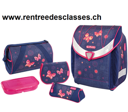 "Sac d'école Flexi plus ""Butterfly Dreams"""