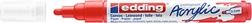 Marqueur Edding acrylique 5100 moyen