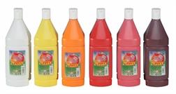 Gouache liquide de qualité JOVI, flacon de 1000 ml