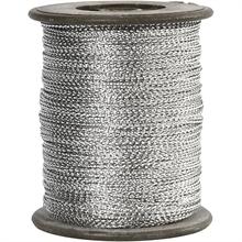 Rl. de 100m de corde argent 0,5 mm
