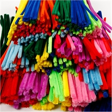 Big School Pack Fil chenille 700  assortis