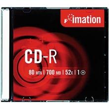 Pack de 10 CD-R 700/80