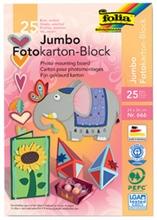 Carton de couleur, en bloc