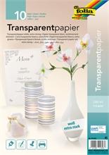 Papier transparent A4
