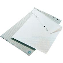 Bloc papier pour chevalets BüroLine® blanco